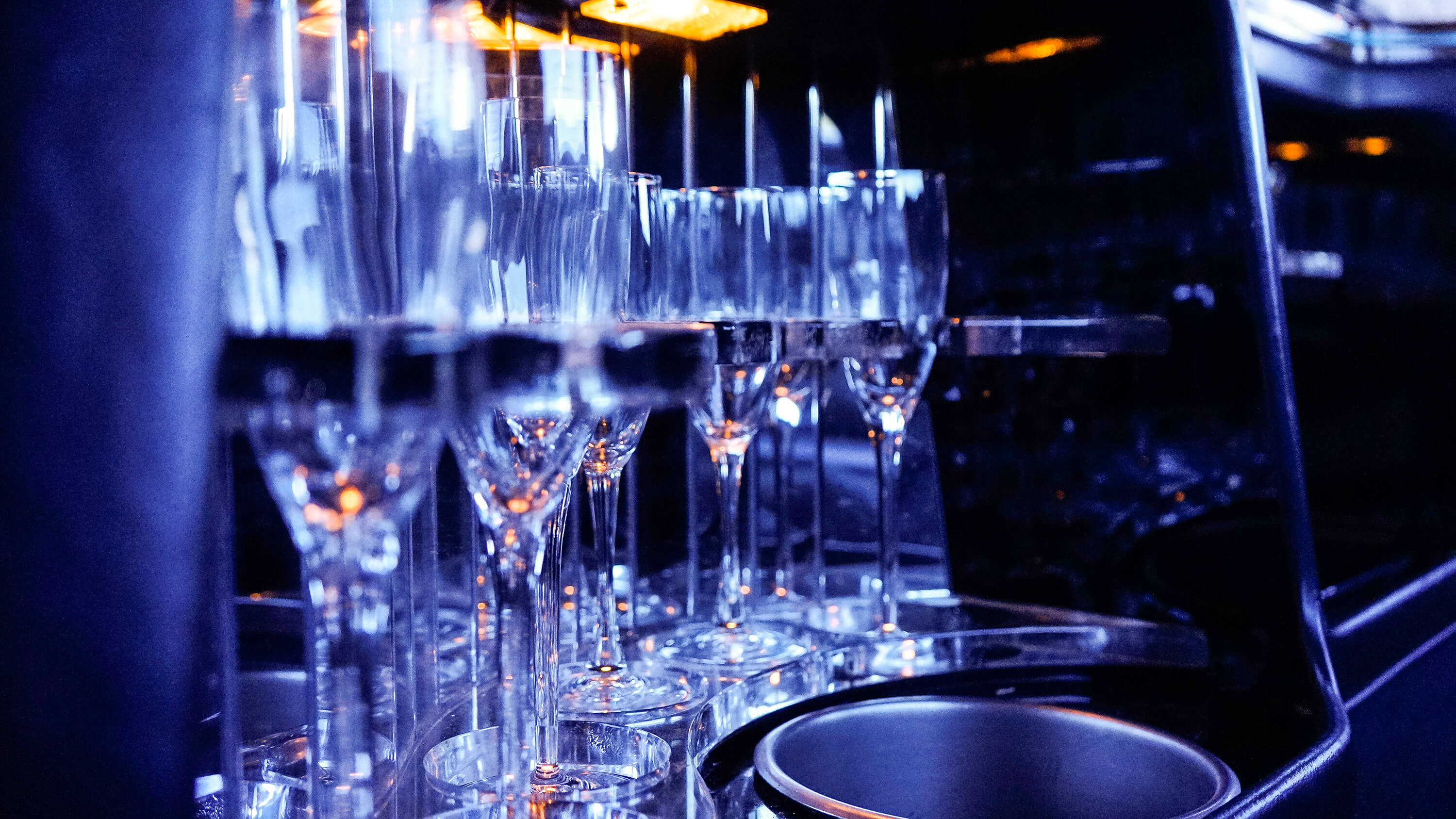 6 TO 8 PAX LIMO FLUTE GLASS