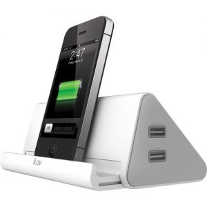DREAM TRAVELLER USB charging dock