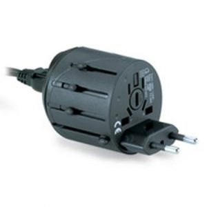 Kensington International Travel Plug Adapter Side View