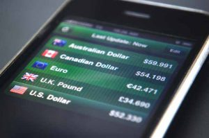 foreign Exchange using  mobile app