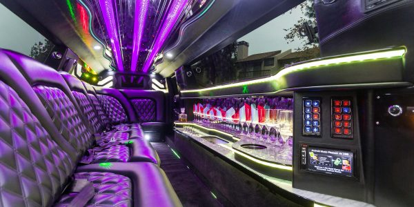 12 pax MKT limo int.