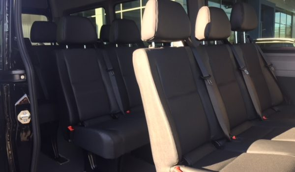 14 pack mbz sprinter seating
