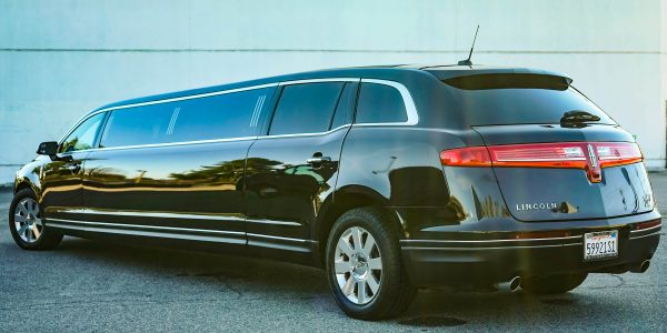 8 to 10 pax MKT limo rear end