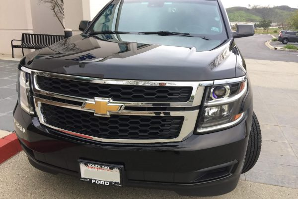 jose chevy suburban grill